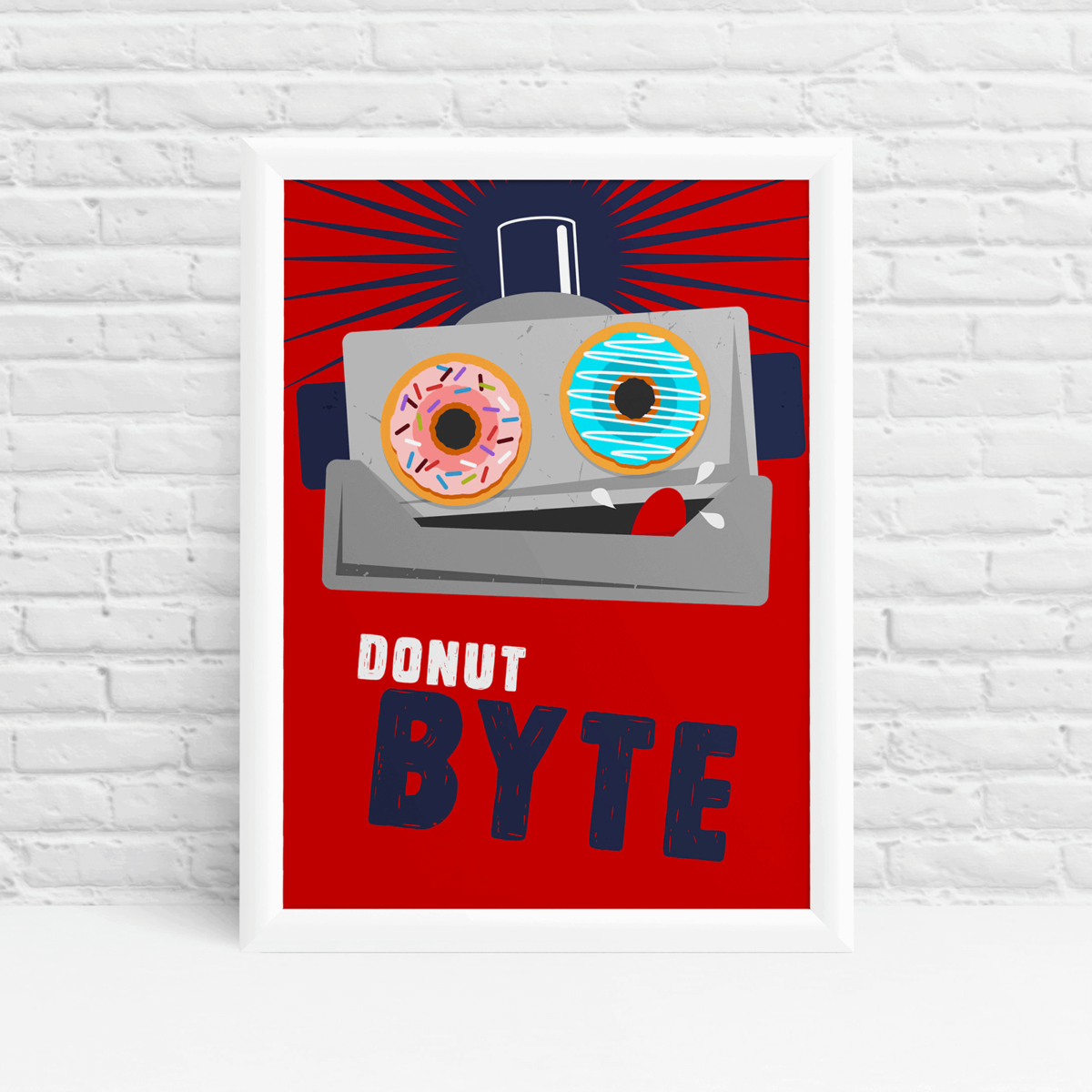 Ibbleobble® donut byte